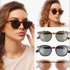 Quay Australia WALK ON Sunglasses plastic frame